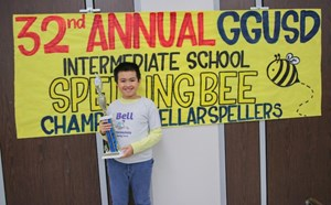 Back-to-Back to Back Spelling Bee Champion - article thumnail image