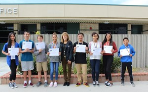 January Scholars & Athletes of the Month - article thumnail image