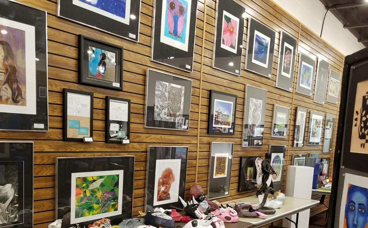 GGUSD Art Exhibit March 11th - 16th at the Courtyard Center - article thumnail image