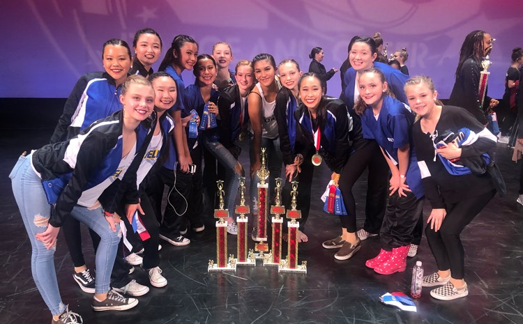 Congrats to our  Dance Team! - article thumnail image