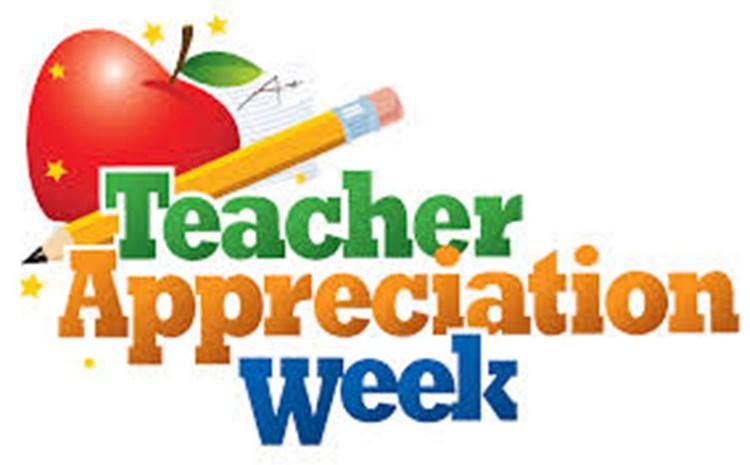 Teacher Appreciation Week 5/6 - 5/10 - article thumnail image
