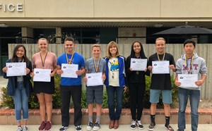 March Students & Scholars of the Month - article thumnail image