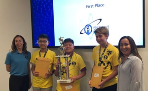Bell's Endologix team takes top honors! - article thumnail image