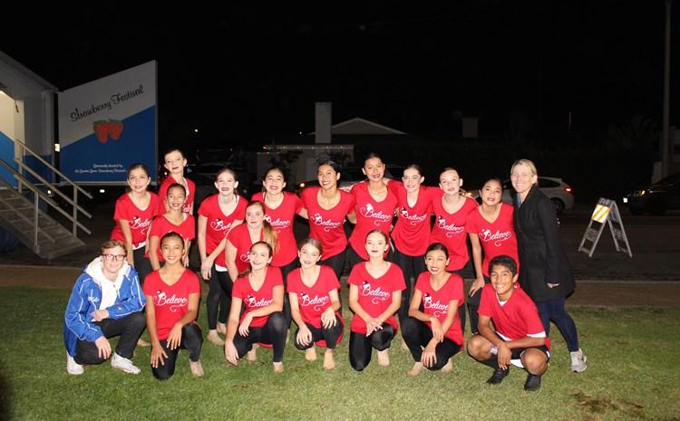 Bell Dance Team Rocks at Jingle Jam! - article thumnail image