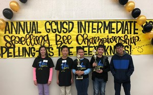 Spelling Bee Championship - article thumnail image