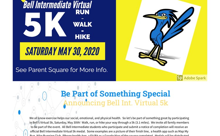 Bell Virtual 5 K - article thumnail image