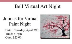 PTA Virtual Art Night - article thumnail image